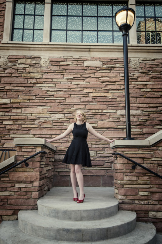 boulder senior photos