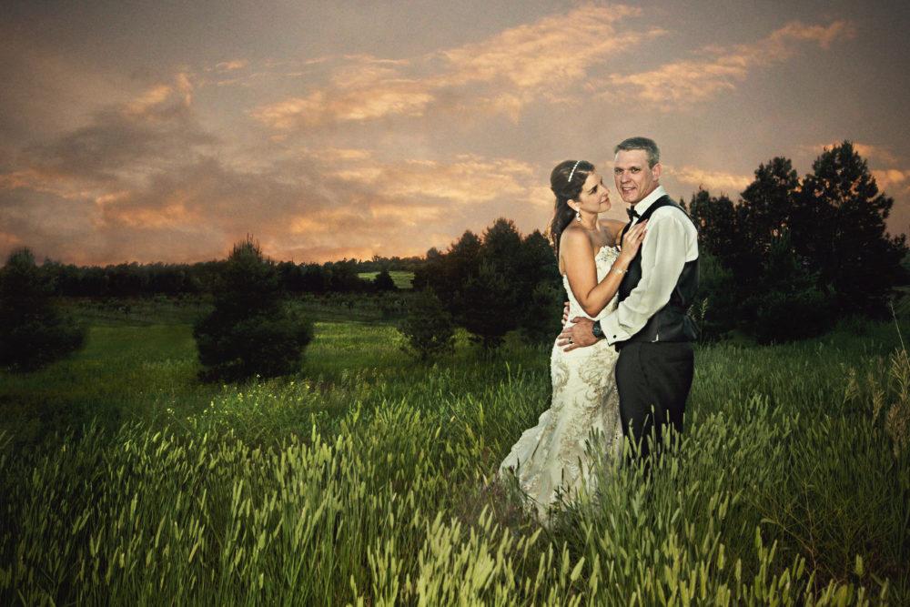 villa parker wedding photo