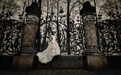 edgy wedding photography denver