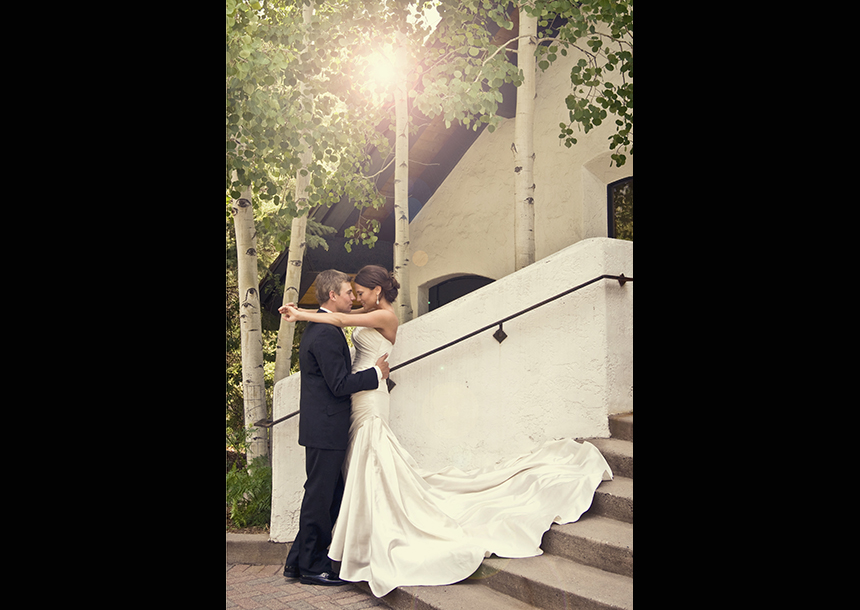 wedding photography in Vail, Colorado