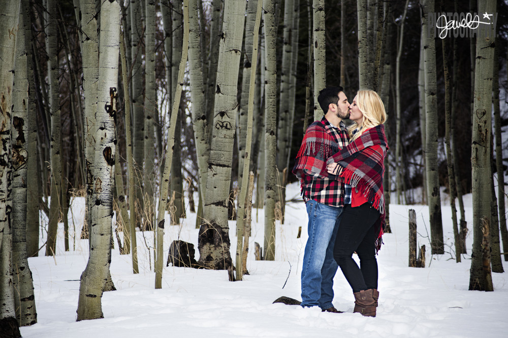 colorado engagement photos