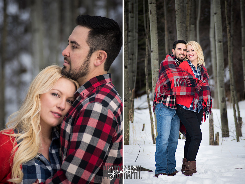 outdoor mountain engagement denver