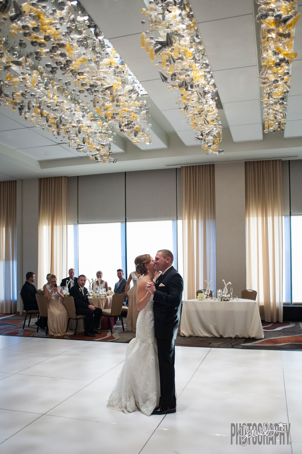 Grand Hyatt Denver - Colorado Wedding