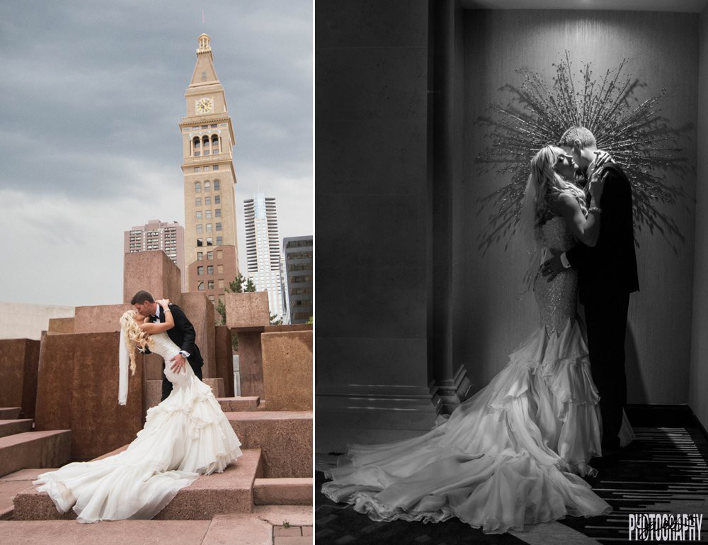 D & F Clock Tower Wedding Photographer