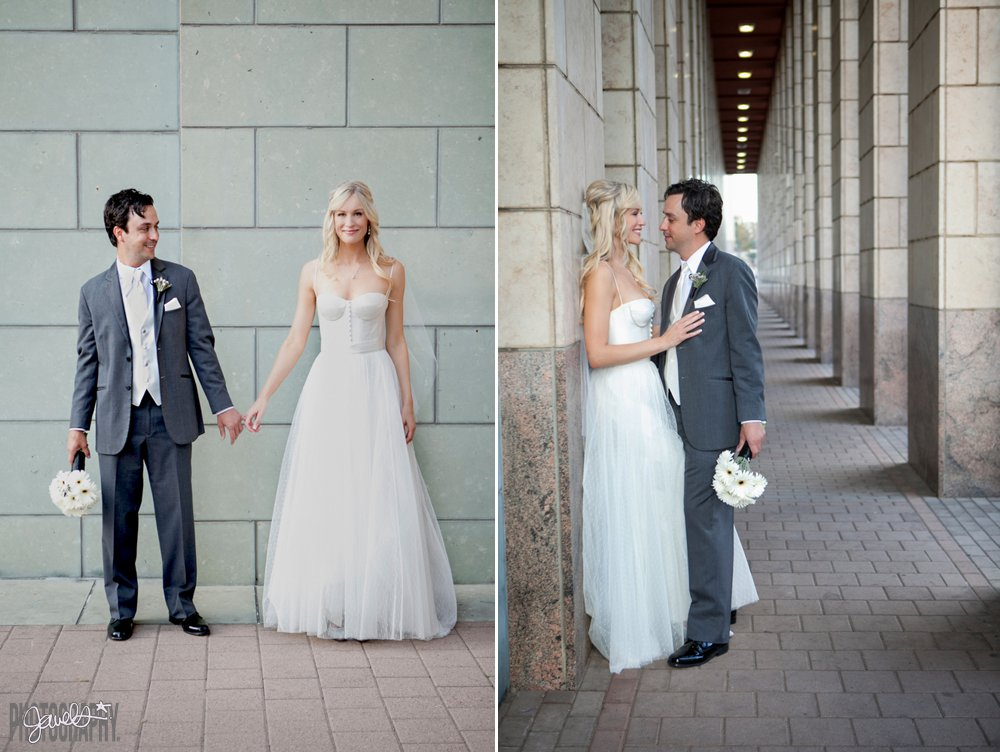 Denver Art Museum - Denver Wedding Photography
