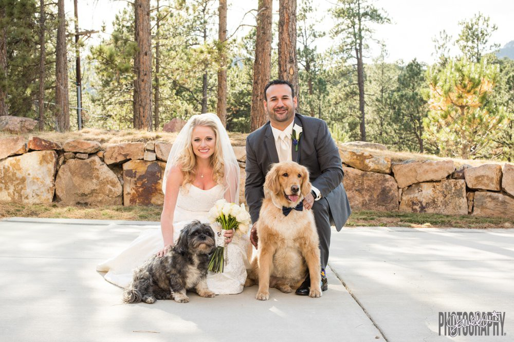 Evergreen Wedding - Denver Photographer