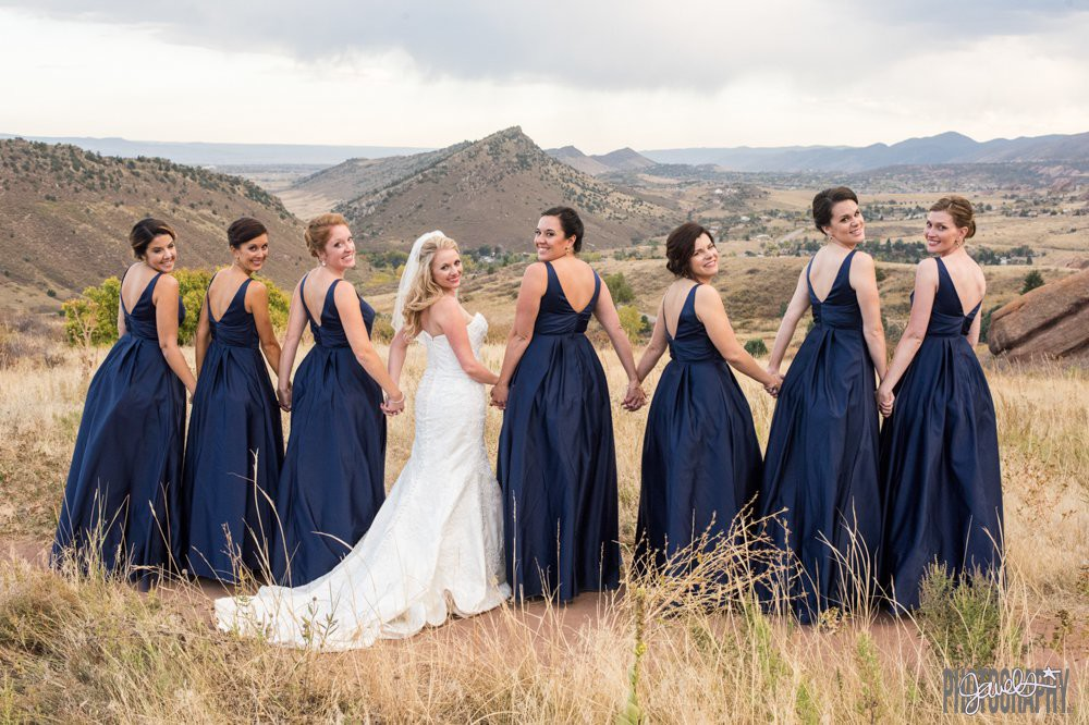 Evergreen Wedding - Denver Photography