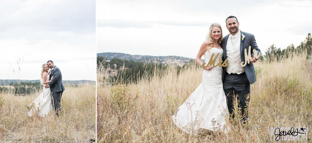 Evergreen Wedding - Colorado Photography