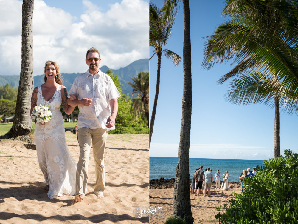 hawaiianbeach wedding photographer