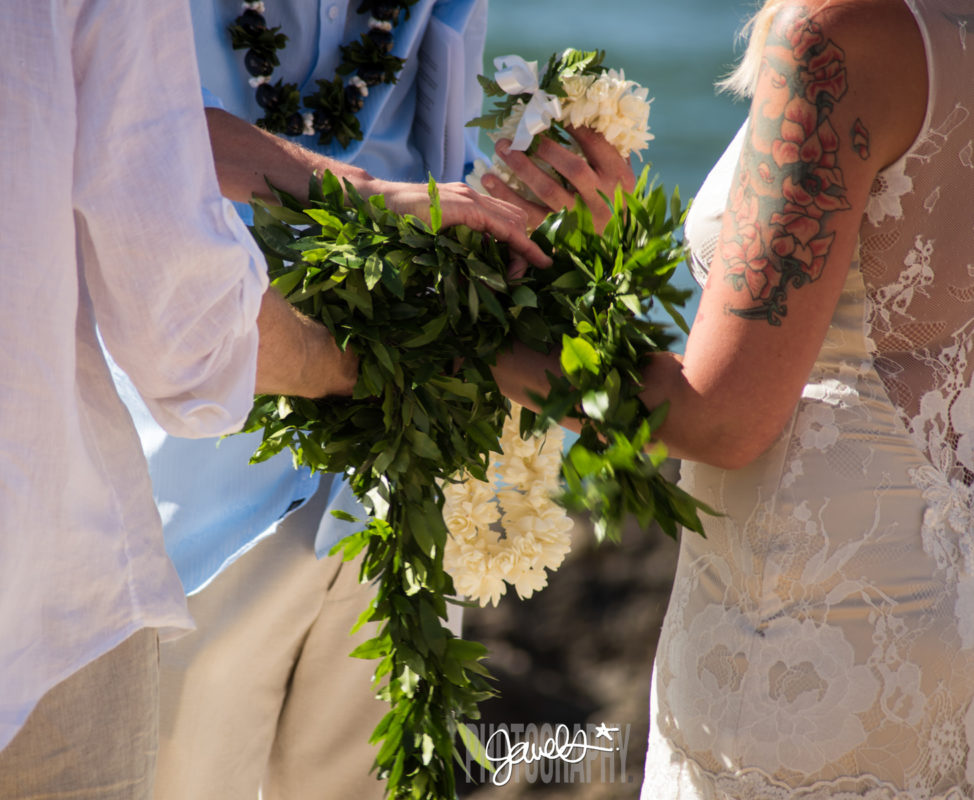 hawaii beach wedding photographer