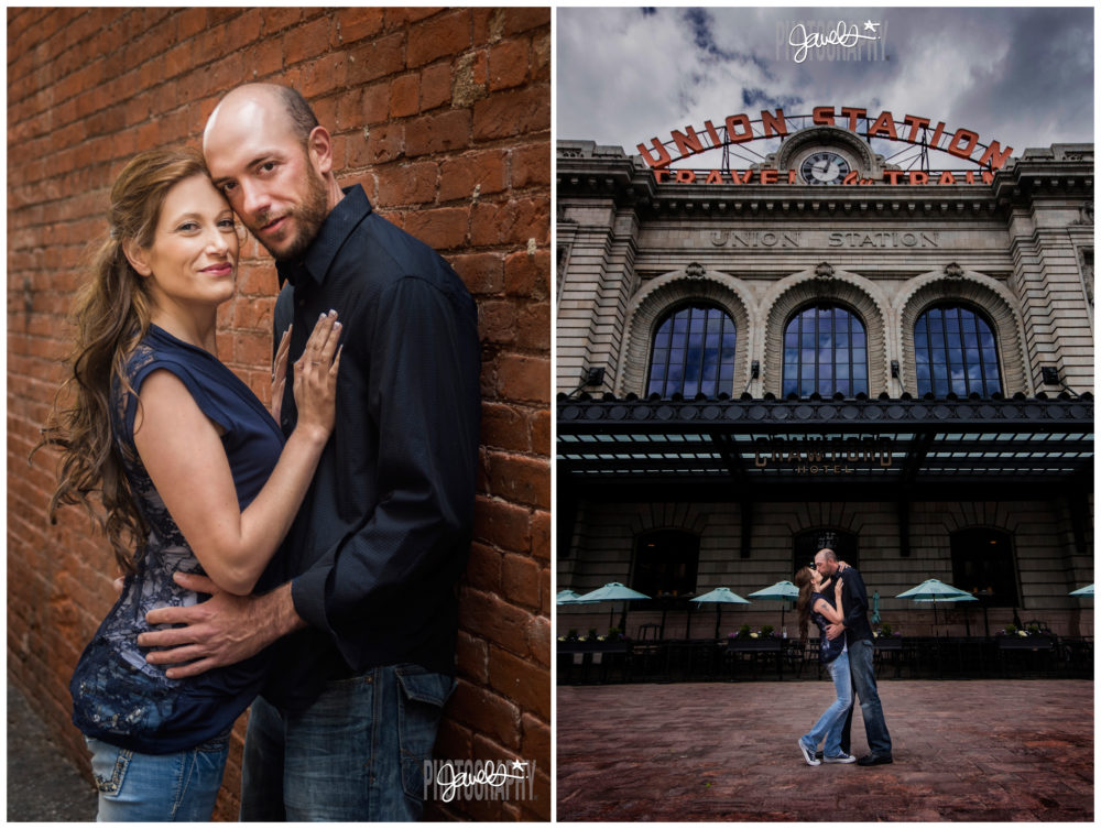 union station denver engagement