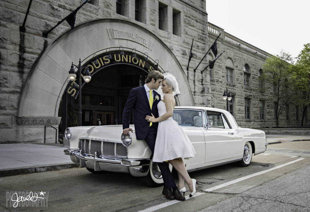 vintage lincoln wedding car rental denver colorado