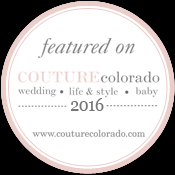 published denver wedding