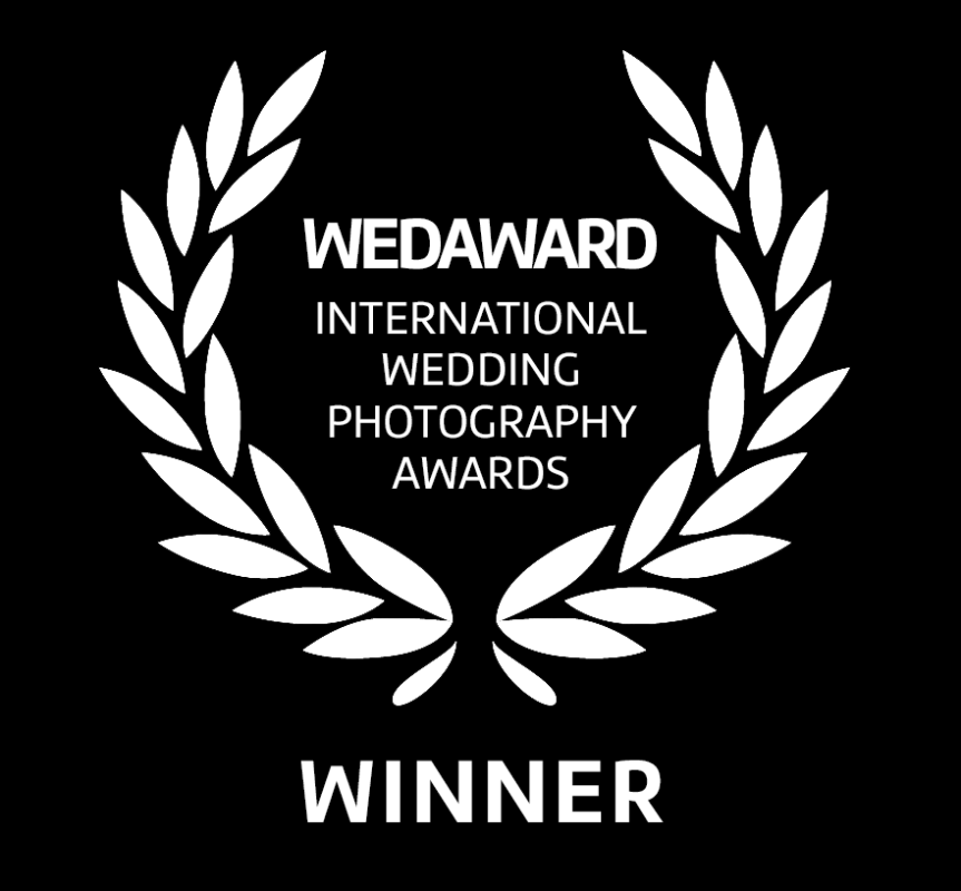 Wedaward winner photographer