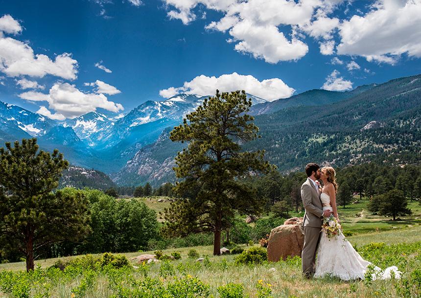 Estes Park Wedding Photography | Breanna & Jack 1 - Denver ...