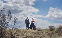 edgy fashion engagement photographer denver