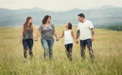 family portraits denver