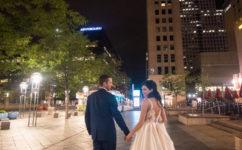denver clock tower wedding downtown