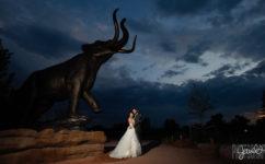 urban unique denver wedding photography