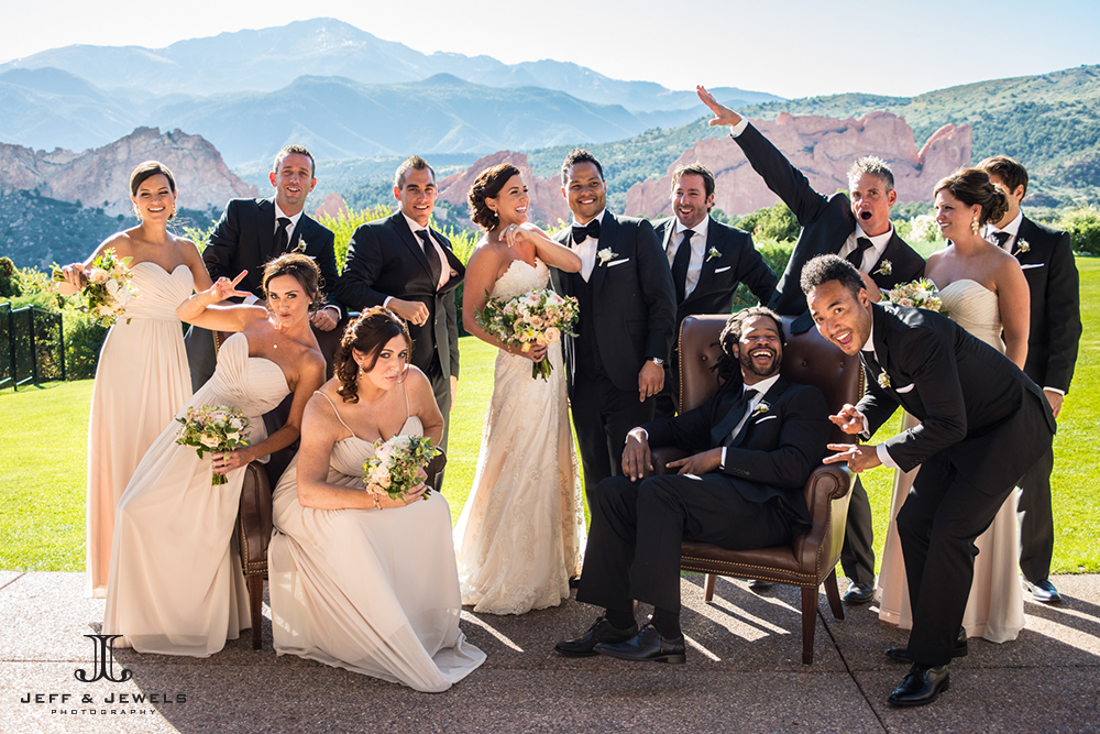 Colorado Springs wedding photography Garden of the Gods