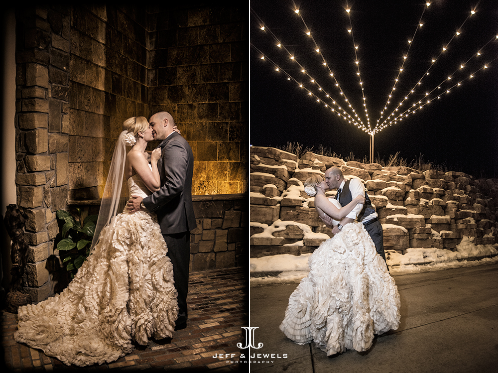 Estes Park wedding photography Della Terra