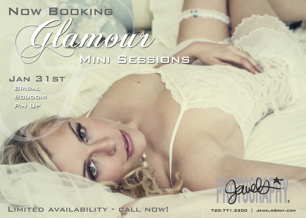 denver boudoir photography
