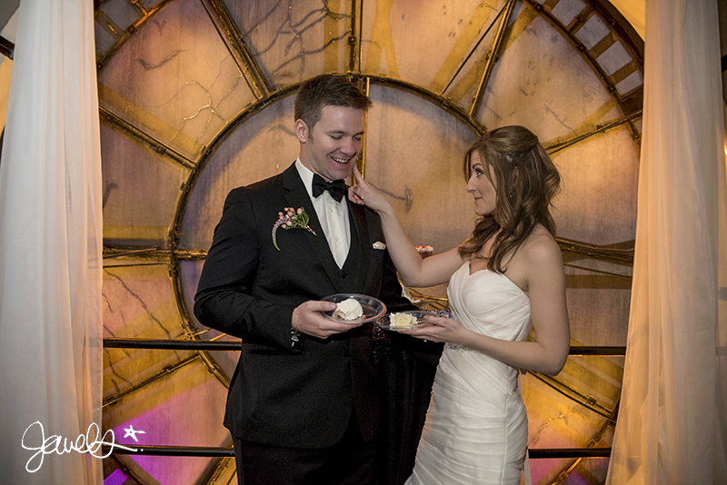 Denver clocktower wedding Photography