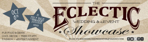Eclectic Wedding and Events Showcase Denver