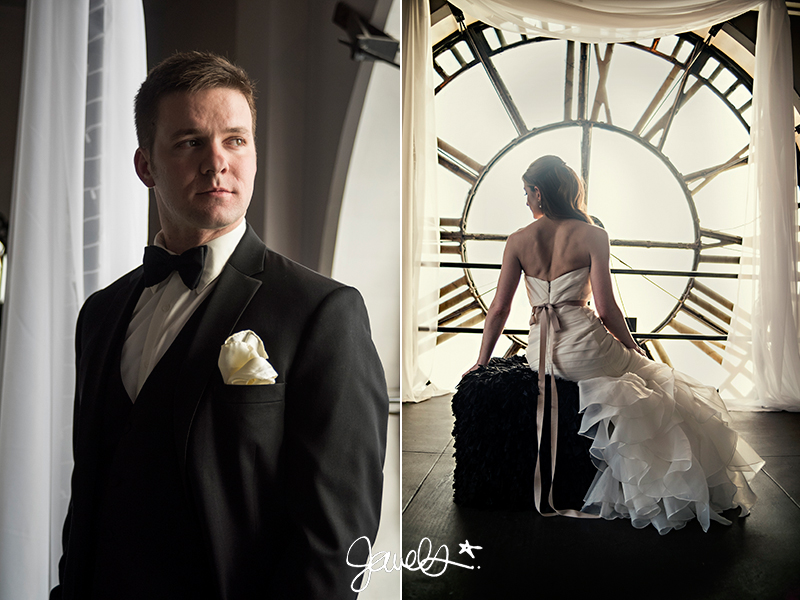 Clocktower Wedding Photography denver