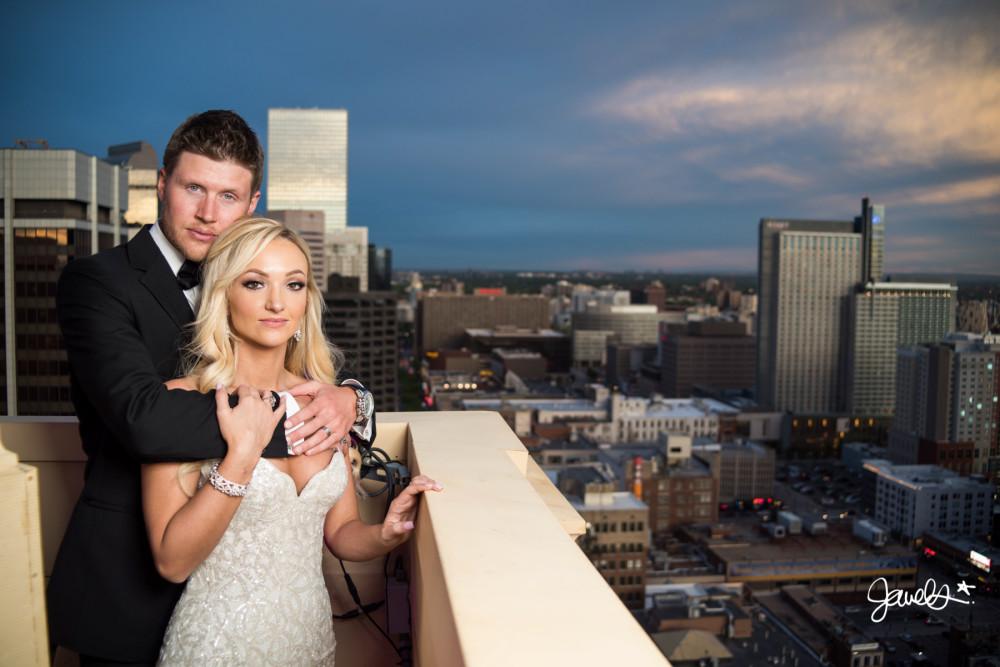 denver clock tower wedding