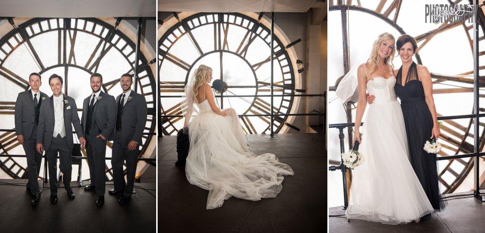Denver Art Museum Wedding Photography