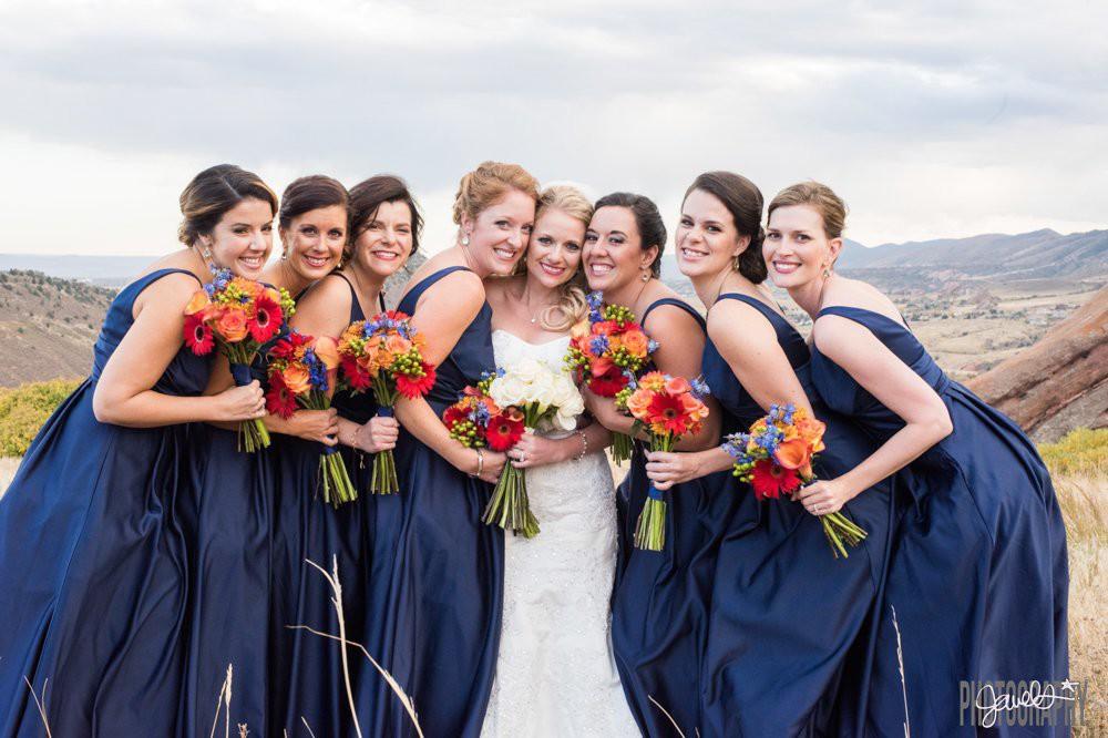 Evergreen Wedding - Rocky Mountain Photography