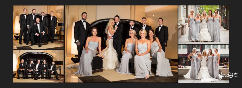 Renaissance hotel wedding denver
