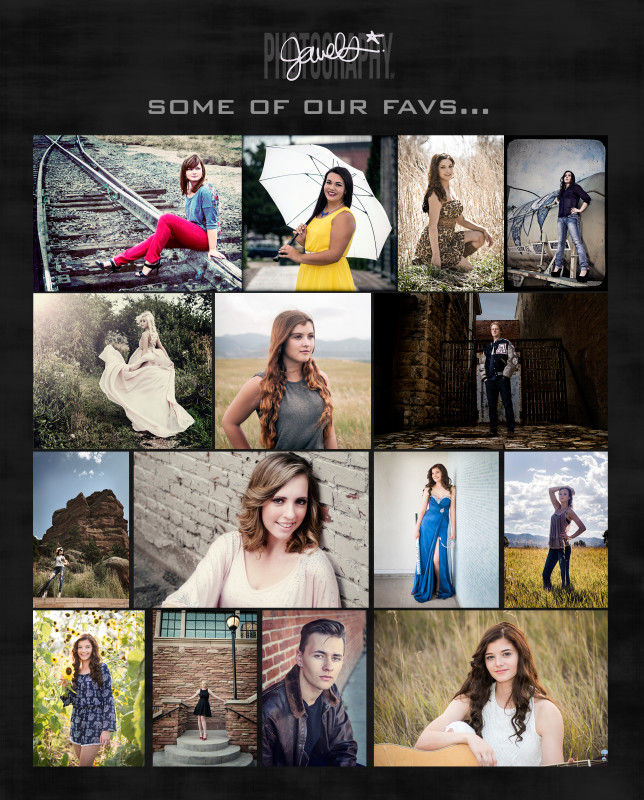denver high school senior photos