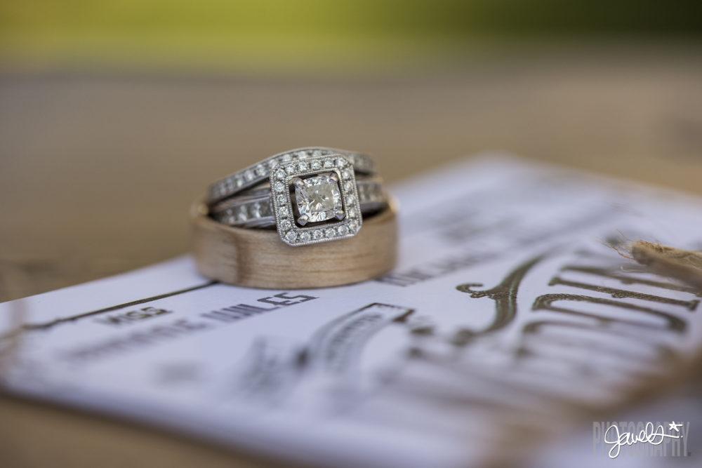 wedding rings denver barn at raccoon creek