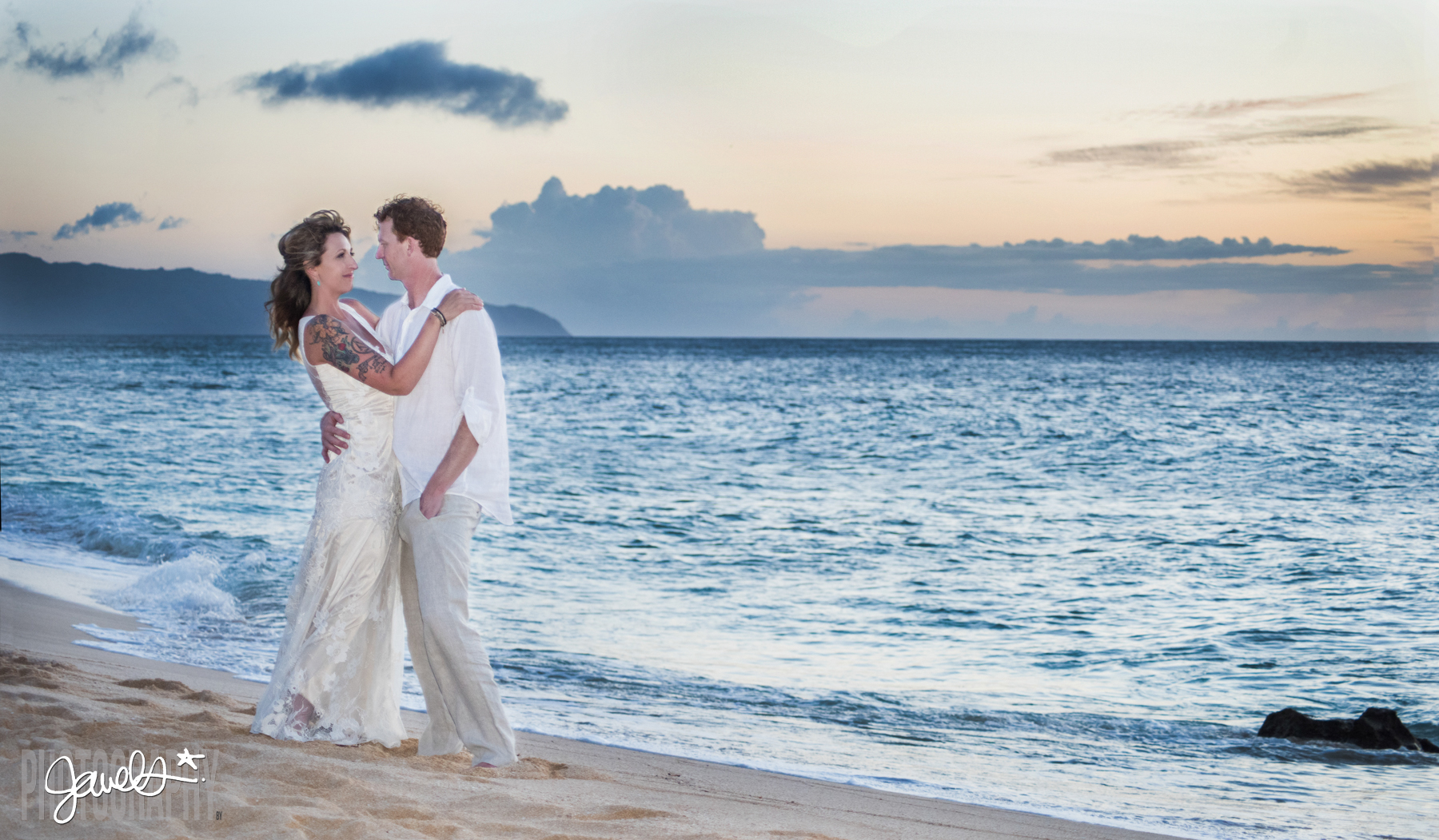 destination wedding photographer oahu