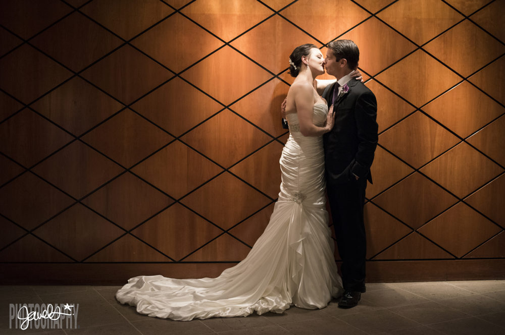 downtown urban denver wedding