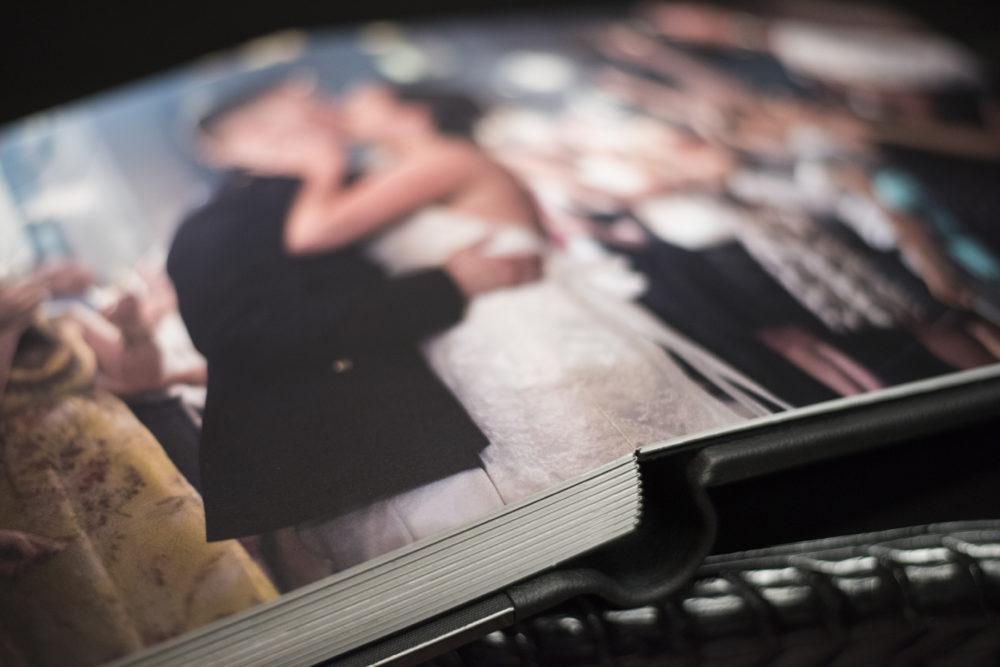luxury wedding album denver
