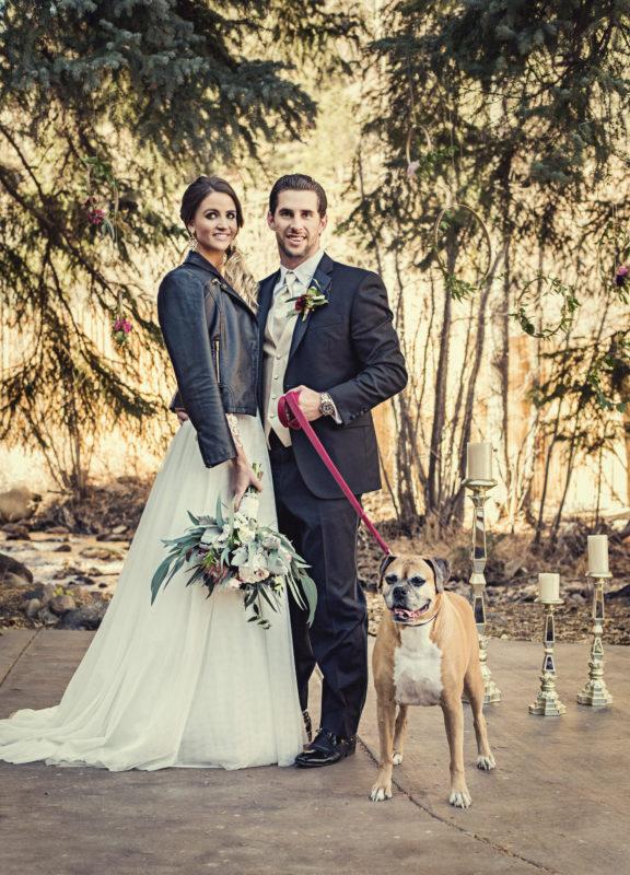 rocky mountain wedding colorado venue