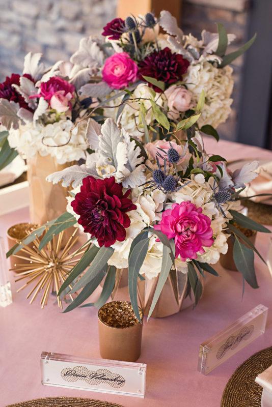 rustic modern wedding colorado