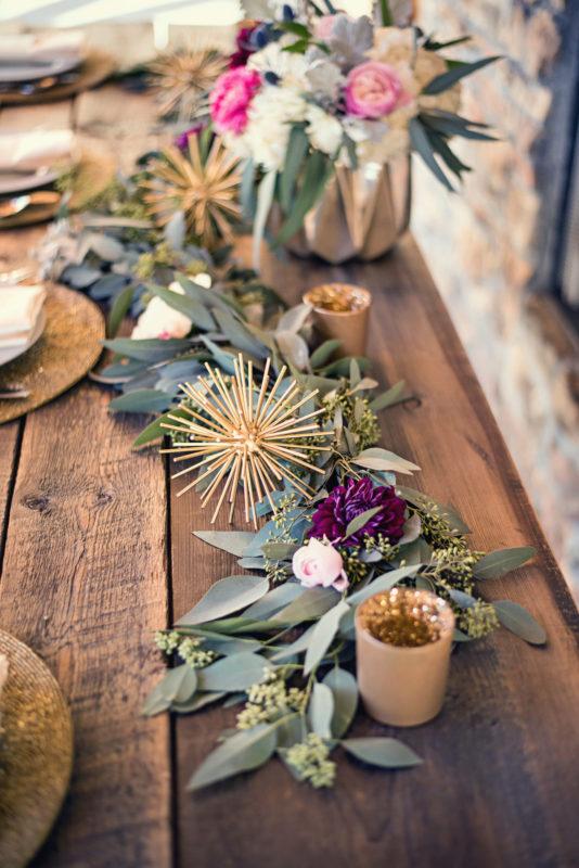 colorado wedding flowers rustic