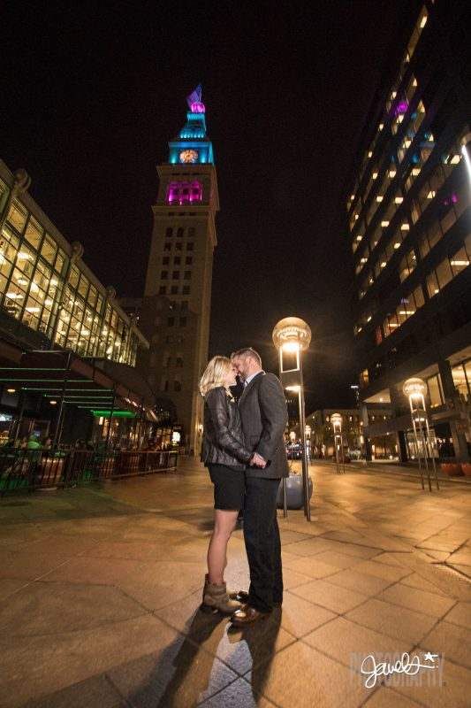 urban denver wedding photography