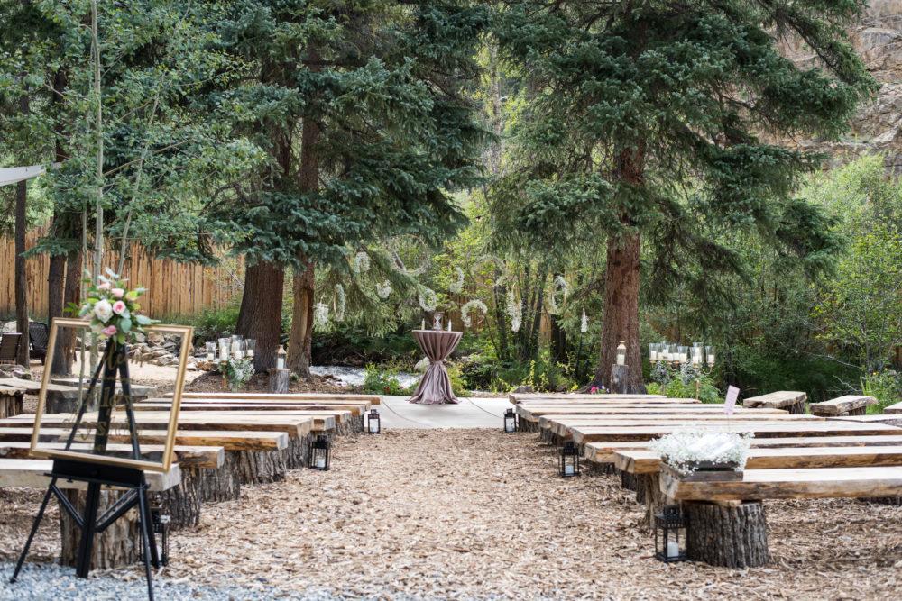 colorado wedding ceremony location