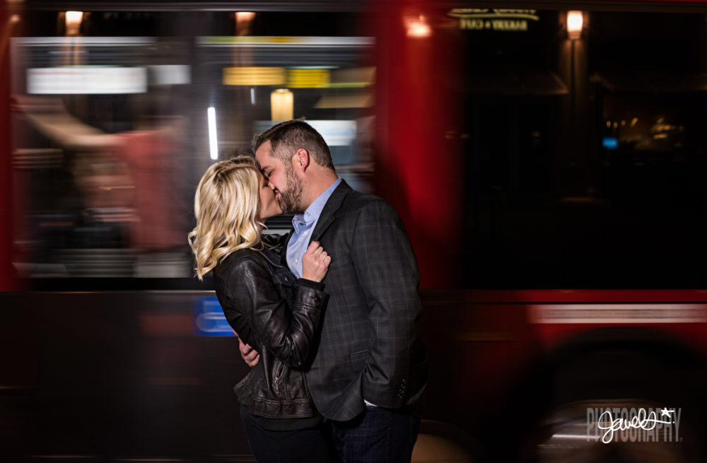 creative denver engagement photography