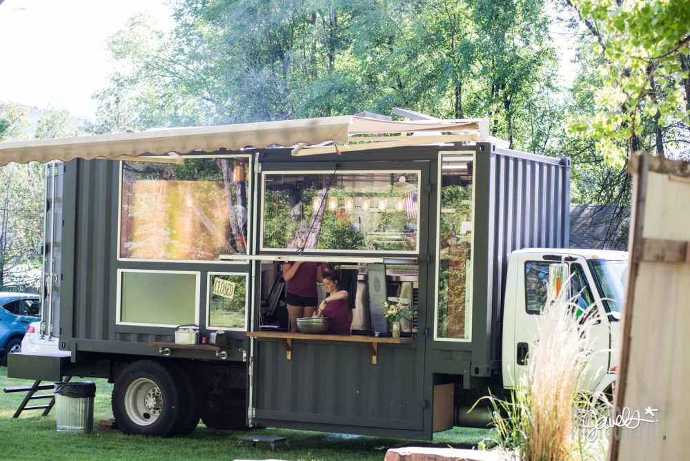 colorado wedding catering food truck pizza