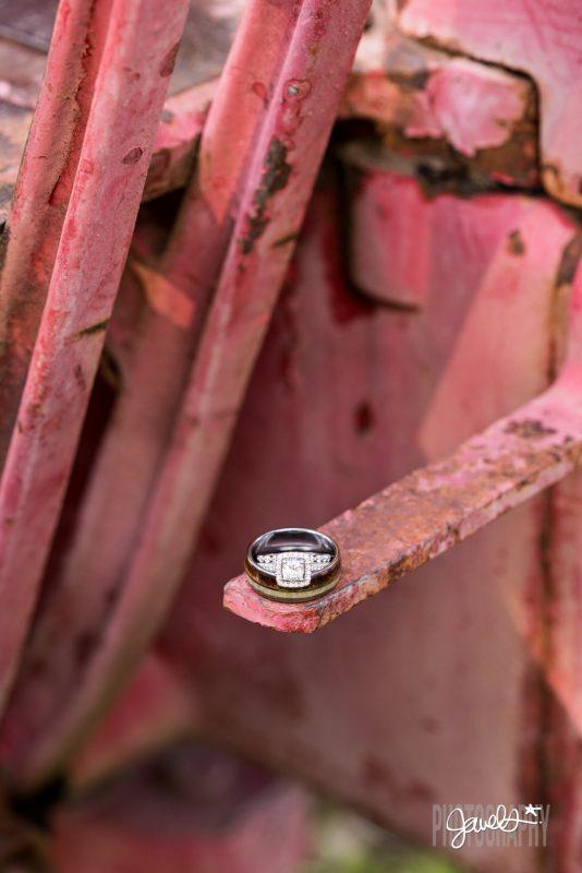 denver wedding rings tractor