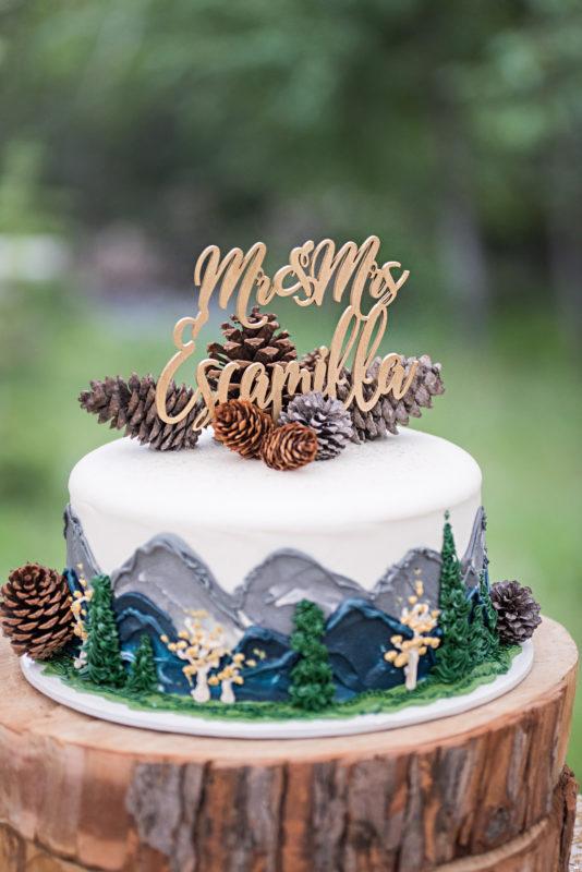 colorado wedding cake das meyer