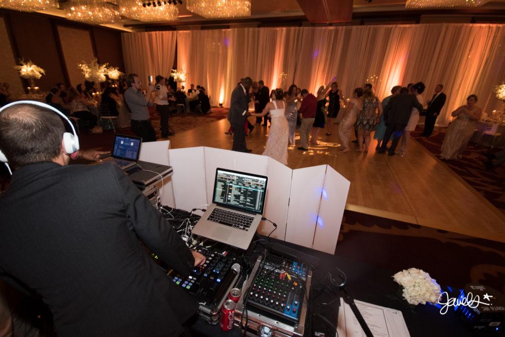 denver wedding entertainment lighting