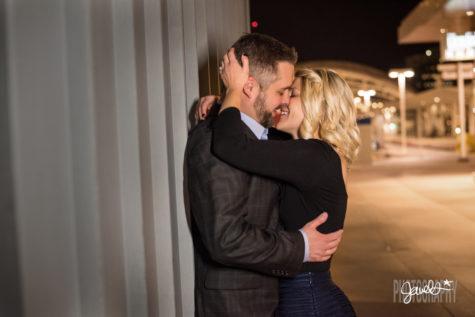 intimate denver engagement photos