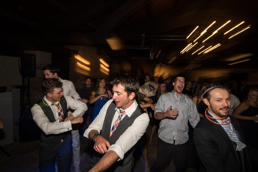 wedding dj sanctuary golf club